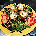 Roasted Goats Cheese