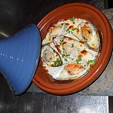 Mika's Mussels: à la crème !