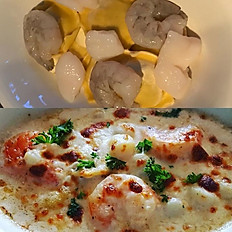 Shrimp & Crab Ravioli