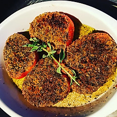 Tomatoes a la Provencal