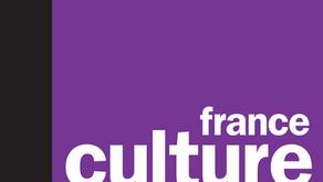 PODCAST : Jean-Baptiste CAROBOLANTE sur FRANCE CULTURE