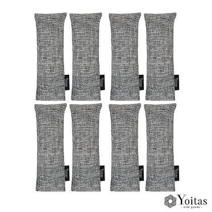 Yoitas 靴用竹炭8パック(4足分)