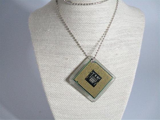 CPU necklace
