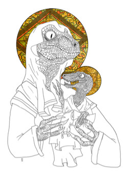Jurassic and Holy