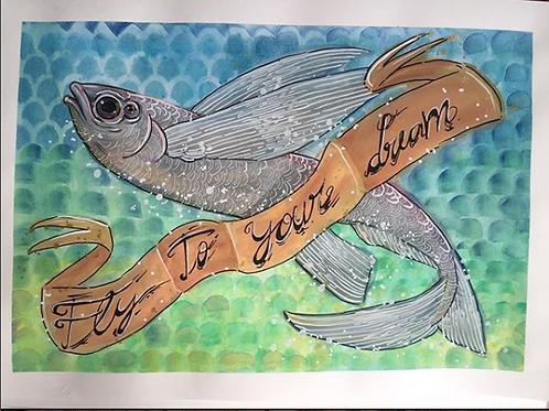Gerônimo, o peixe