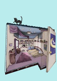 Morning Room on Procreate