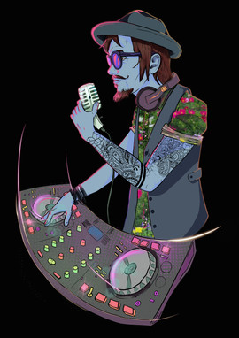 Illustration for Medina Club
