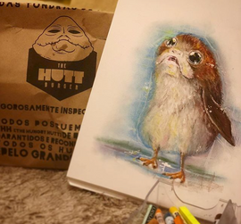 Free of Porg Meat