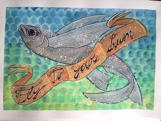 Gerônimo, o peixe.