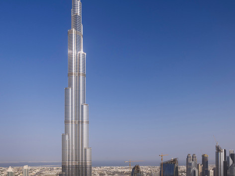 5 ตึก สูงที่สุดในโลก ปี 2019