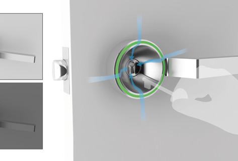 มือจับประตูเข้าบ้าน ที่คุณจะเสียบกุญแจได้ไม่พลาด