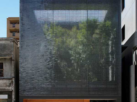 งานออกแบบตึกแถวรูปแบบใหม่ที่ญี่ปุ่น