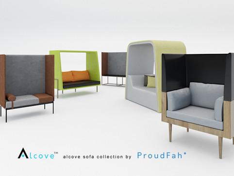 Alcove Sofa คืออะไร และมีประโยชน์อย่างไร