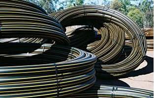 ท่อ PE กับ ท่อ PVC