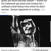 RIP Dr. Hook!