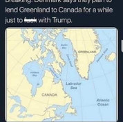 Greenland NOT For Sale!