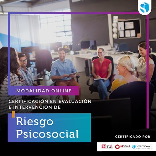 Certificación en Riesgo Psicosocial