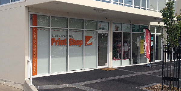 front_of_shop_shellharbour_city_print_sh