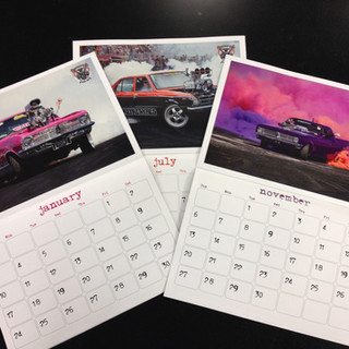 A3 calendar