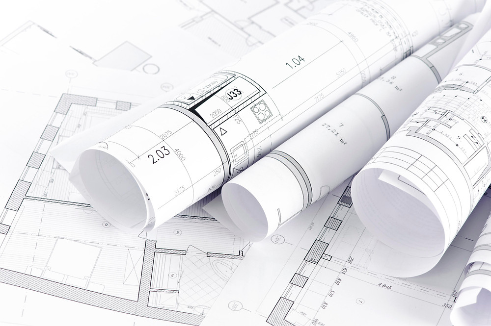 Plan printing, usually house plans or landscaping plans, but any kind of architectural plan. A3, A2, A1, A0 size available. Colour print or black and white print onto standard 80gsm bond paper. We print directly from your PDF file.