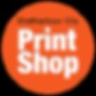Shellharbour City Print Shop logo