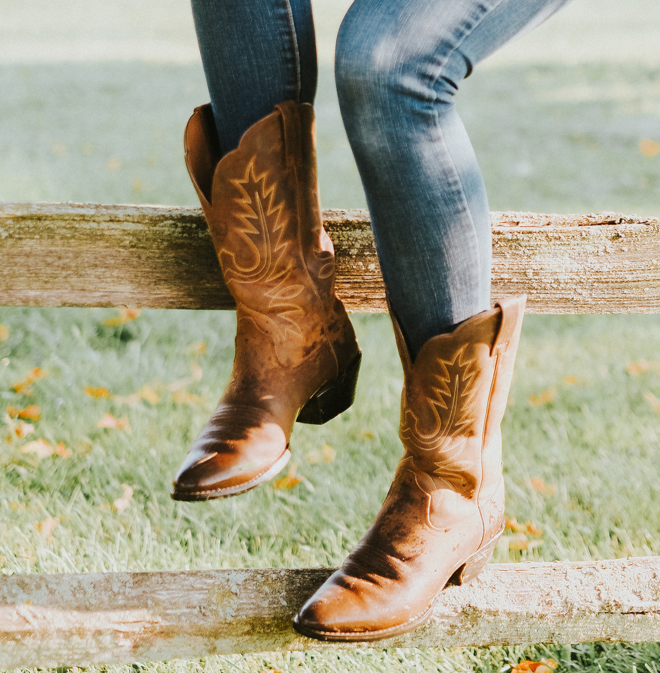 Private Cowboy Boot Fitting