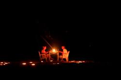 Thoddoo candle light dinner.JPG