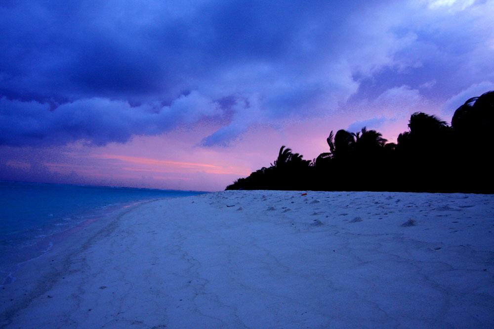 Thoddoo sunrise