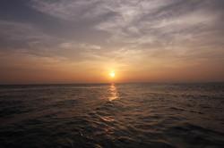 Thoddoo sunset beach.JPG