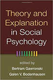 cover of Theory and Explanation in Social Psychology book