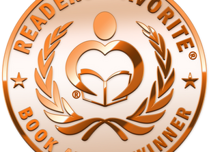 Spoils of Olympus wins the 2015 Reader's Favorite Book Review and Award Contest's Bronze Sta