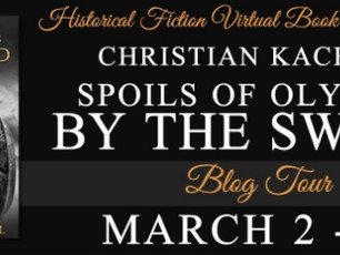 Spoils of Olympus to be Featured in Upcoming Virtual Book Tour