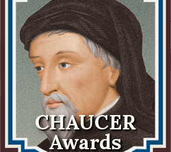 Spoils of Olympus: By the Sword short listed for the 2017 Chaucer Awards hosted by Chanticleer Book