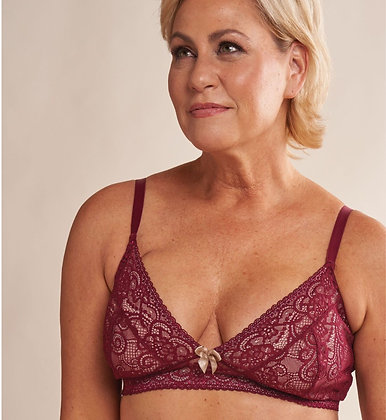 Shop the AnaOno Gloria Pocketed Lace Bra with the Bra Sisters