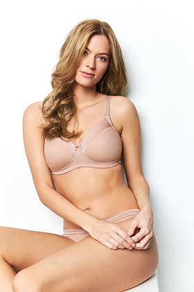 Royce Maisie Smooth Soft T-Shirt Bra | Shop Post Mastectomy lingerie at brasisters.co.uk