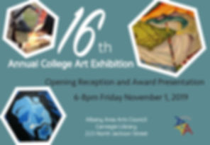 16th Annual South GA College Art Exhibit