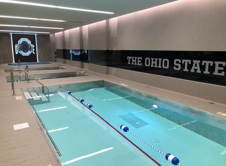 The Top Hydrotherapy Pools In College Football