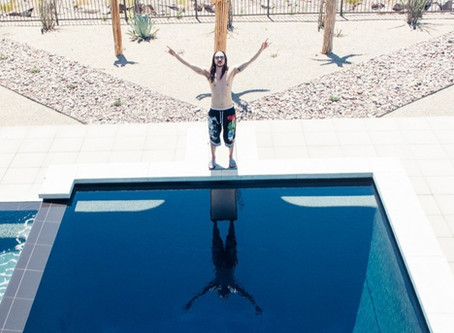 World Famous DJ, Steve Aoki, Has One Of The Deepest Pools In Nevada