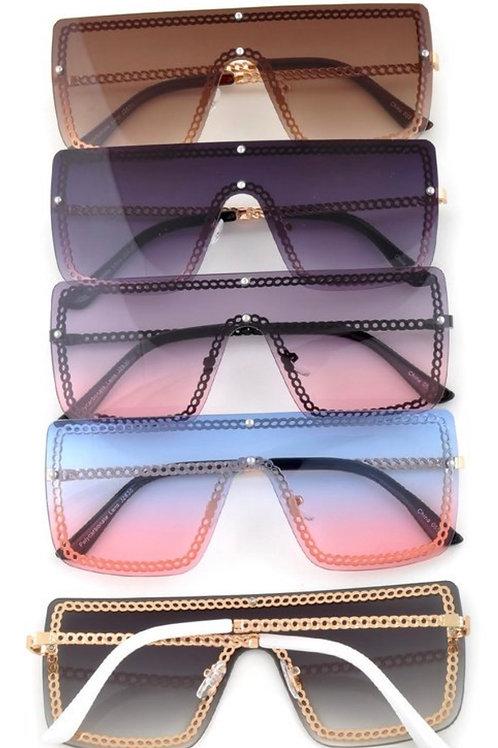 Flush Shield Sunglasses