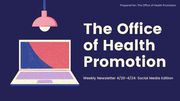 HP Weekly Newsletter