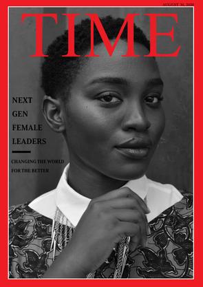 TIME Magazine Mockup