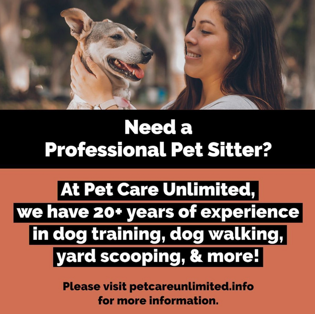 Pet Sitter Post