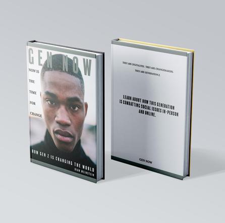 Gen Z Book Mockup