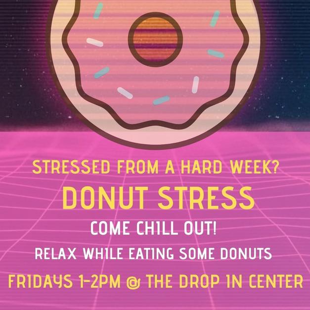 Donut Stress (80s theme)