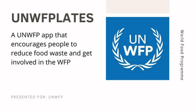 United Nations World Food Programme App