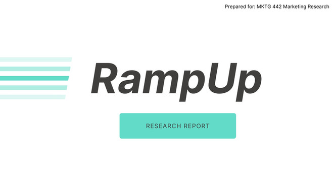 RampUp Research Report