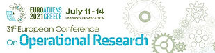 31st European Conference on Operational Research (EURO 2021)