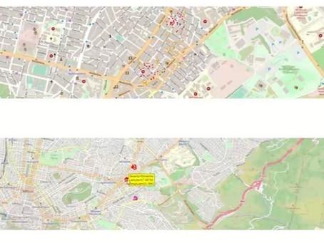 Map Zone Classification Service