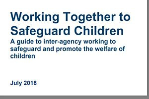 WORKING TOGETHER TO SAFEGUARD JULY 2018: CHANGES AND POSSIBLE ACTIONS FOR SCHOOLS