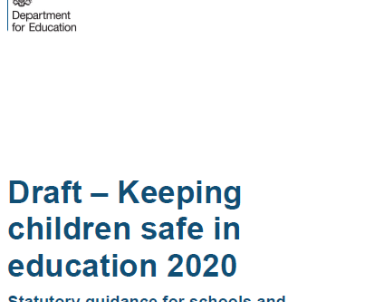 Draft KCSIE 2020 and the role of the DSL